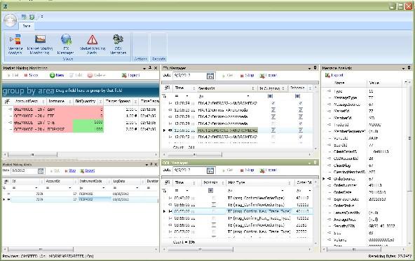 Hermes online trading system
